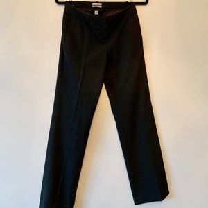 Halogen Black Work Trousers